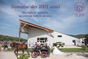 Domaine des 1001 roses