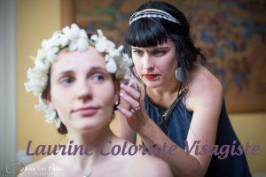 Laurine-Coloriste-Visagiste, partenaire Jean-Luc Planat photographe de mariage