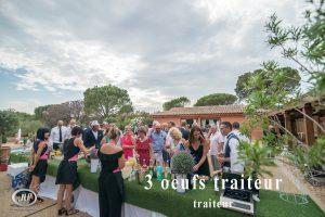 3 oeufs traiteur, partenaire Jean-Luc Planat photographe de mariage