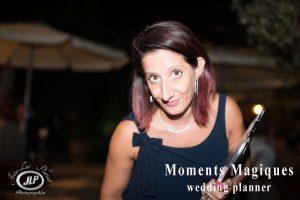 Moments magiques, partenaire Jean-Luc Planat photographe de mariage