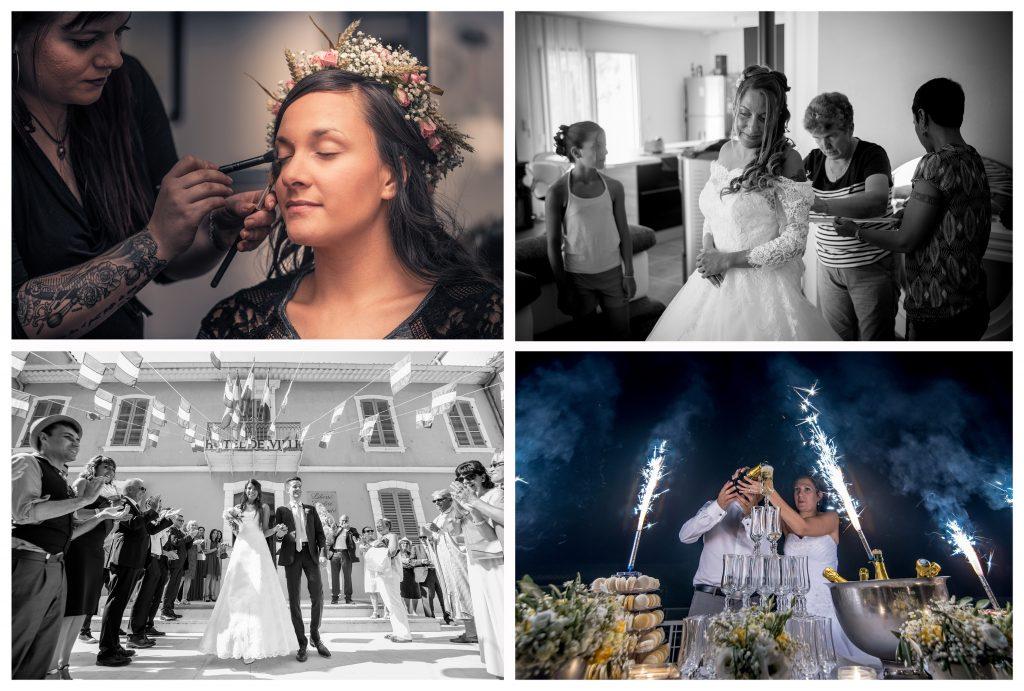 Photographe Mariage à Marseille, Toulon, Aix en Provence et Nice