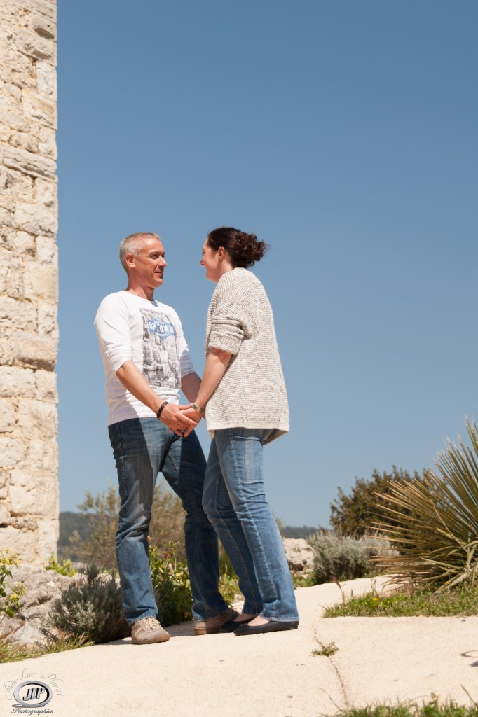 Séance engagement -JLP Potographies - photographe mariage Var
